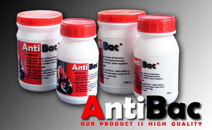 ยาแอนติ้เเบค (Anti Bac)