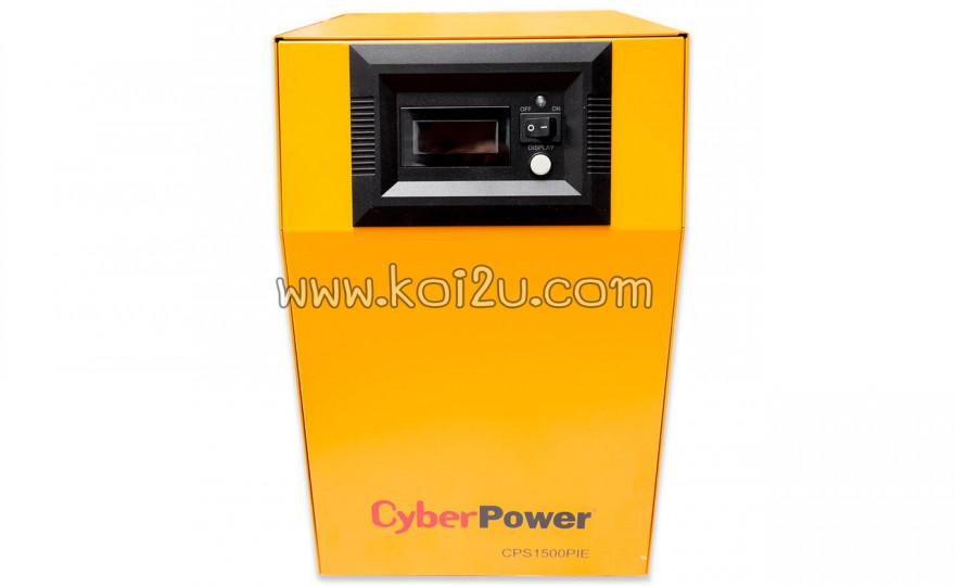 เครื่องสำรองไฟอัตโนมัติ CYBERPOWER รุ่น CPS 1500E