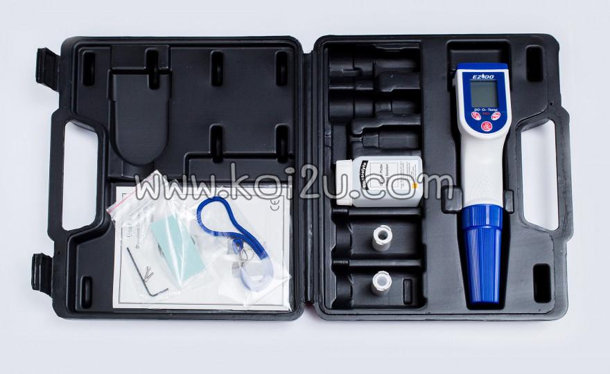 เครื่องวัดออกซิเจนในน้ำ แบบพกพา หรือ DO Meter