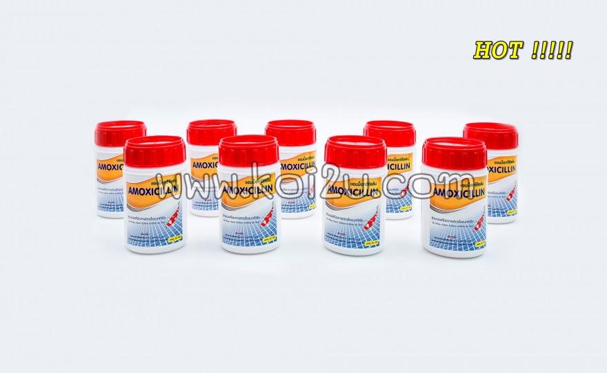 ยาAmoxicillin (อะม็อกซีซิลลิน)