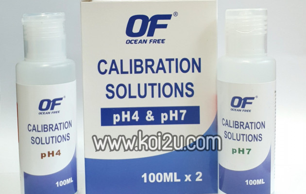 น้ำยาคาริเบท OF CALIBRATION SOLUTIONS