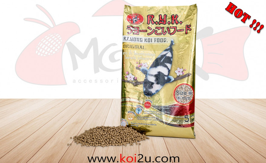 อาหาร R.Y.K. ระยอง โค่ย ฟู๊ด